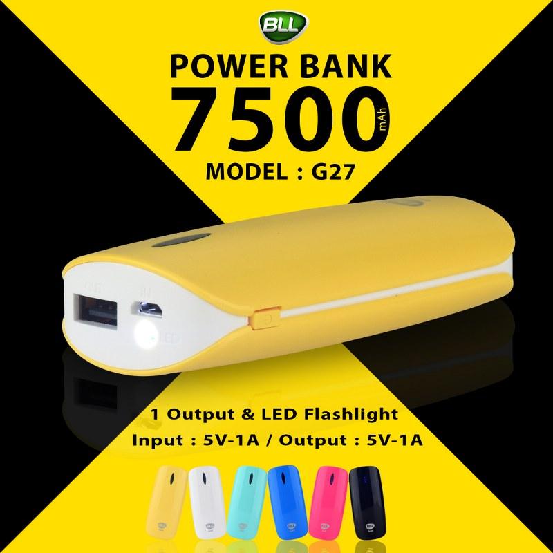 G27-bll-powerbank-พาวเวอร์แบงค์-แบตสำรอง