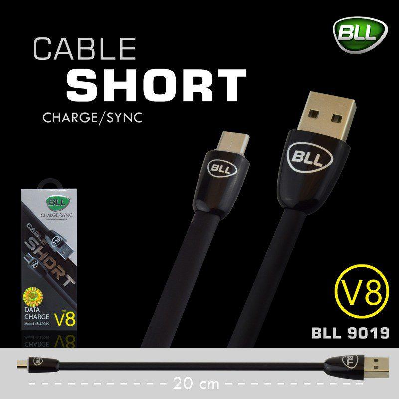 สายชาร์จ 9019 v8 bll cable for android ราคาถูกปลีกและส่งจากบริษัทโดยตรง