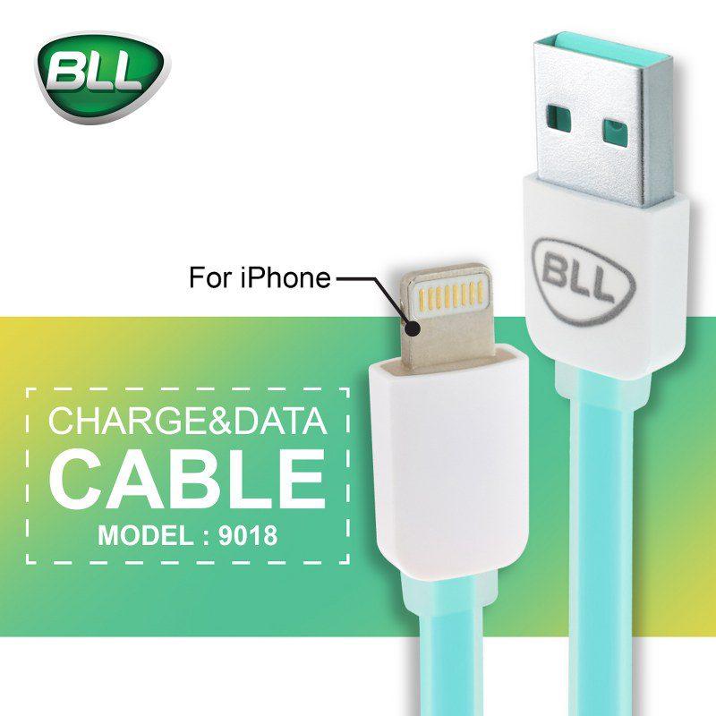 สายชาร์จไอโฟน bll cable 9018 i5 for iPhone ราคาถูก ปลีกและส่งจากบริษัทฯโดยตรง