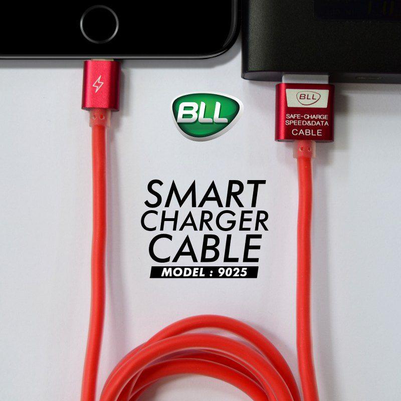 สายชาร์จไอโฟน bll cable 9025 iphone ราคาถูก ปลีกและส่งจากบริษัทโดยตรง