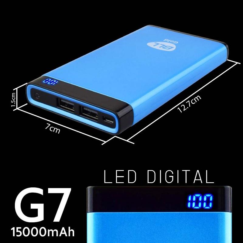 BLL Powerbank G7 15000mAh อึด ทน นาน