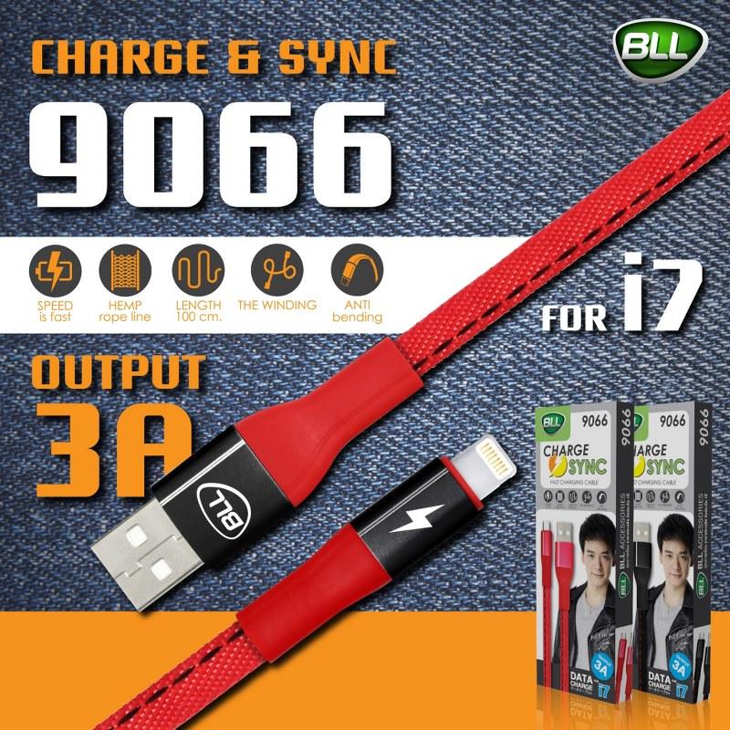 สายชาร์จ BLL 9066 สำหรับโทรศัพท์ iOS-iPhone