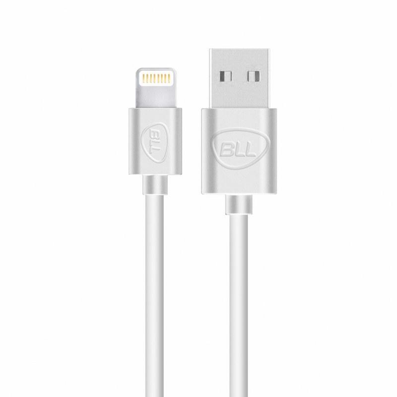 สายชาร์จหัว Android BLL 9026 iphone-white